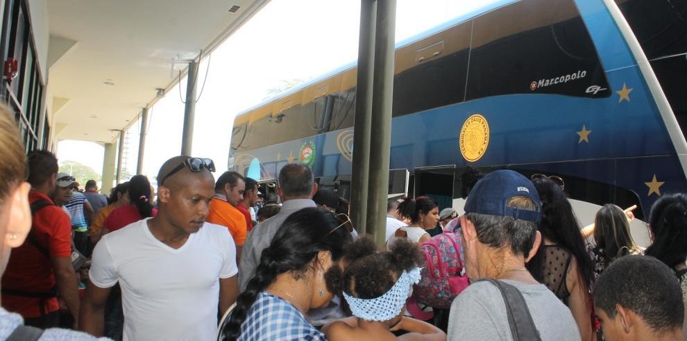 Panamá superó fenómeno regional de la migración irregular
