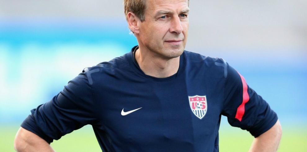 Klinsmann dice que la Copa América supera en calidad a la Eurocopa