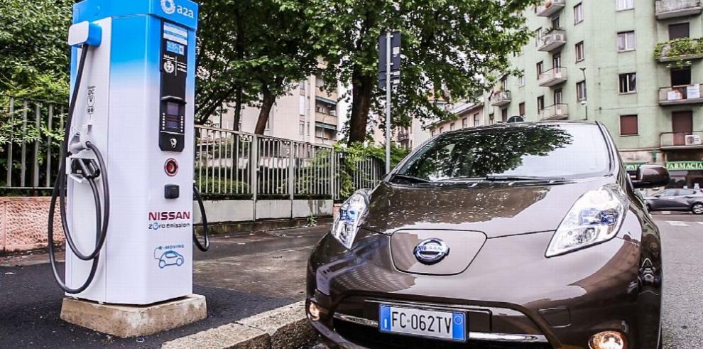 Nissan 'electrifica' la Champions League