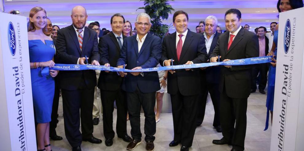 El 'showroom' más grande de Centroamérica