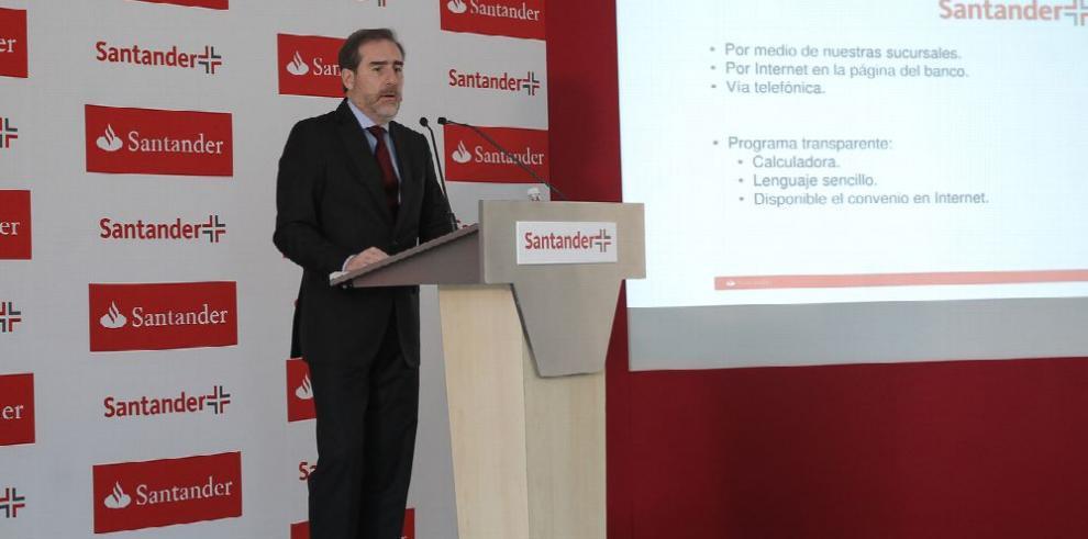 Santander: cautela y optimismo ante la economía mexicana