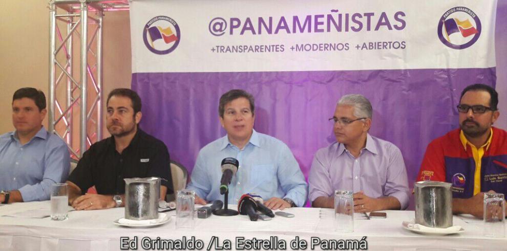 Concluyen con normalidad elecciones internas del Partido Panameñista