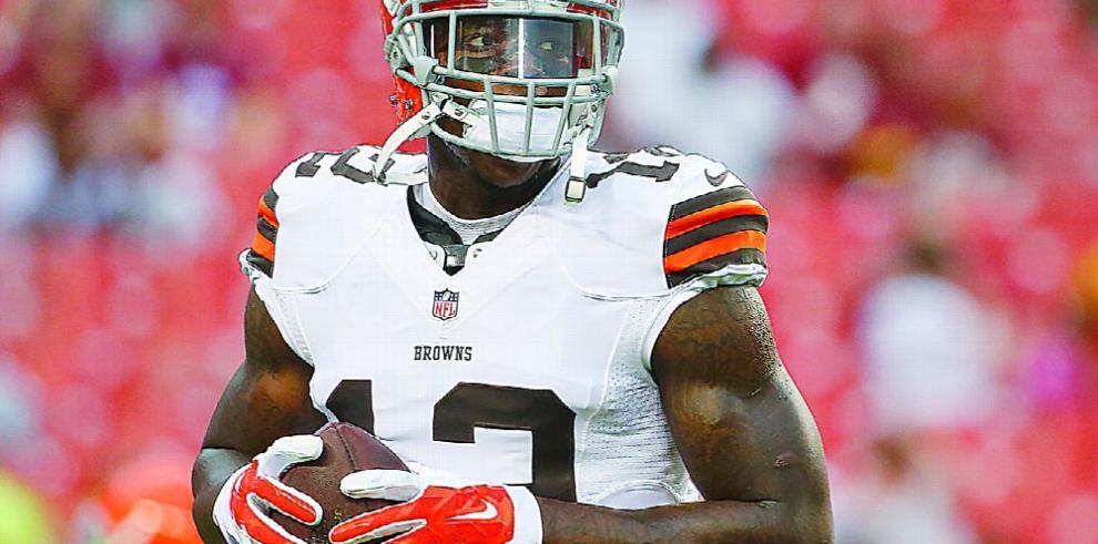 Los Browns se separan de su receptor Josh Gordon