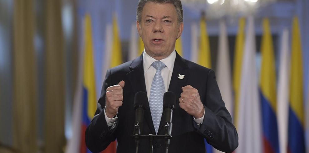 Santos: Se mantiene cese al fuego bilateral y definitivo con FARC