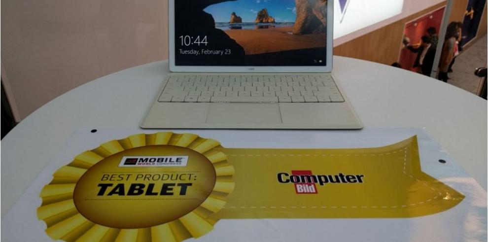 El MateBook de Huawei gana cinco premios