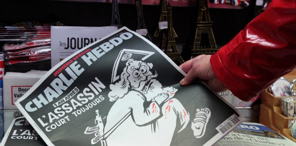 Charlie Hebdo distribuirá 4,1 millones de euros a víctimas del atentado