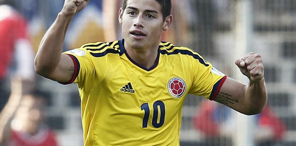 James Rodríguez, sancionado con 10.400 euros por huir de la Policía