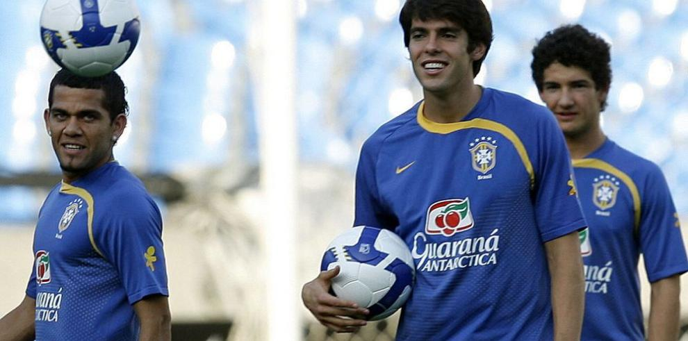 Kaká quiere aportar
