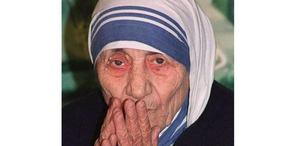 Madre Teresa, al servicio de los desheredados