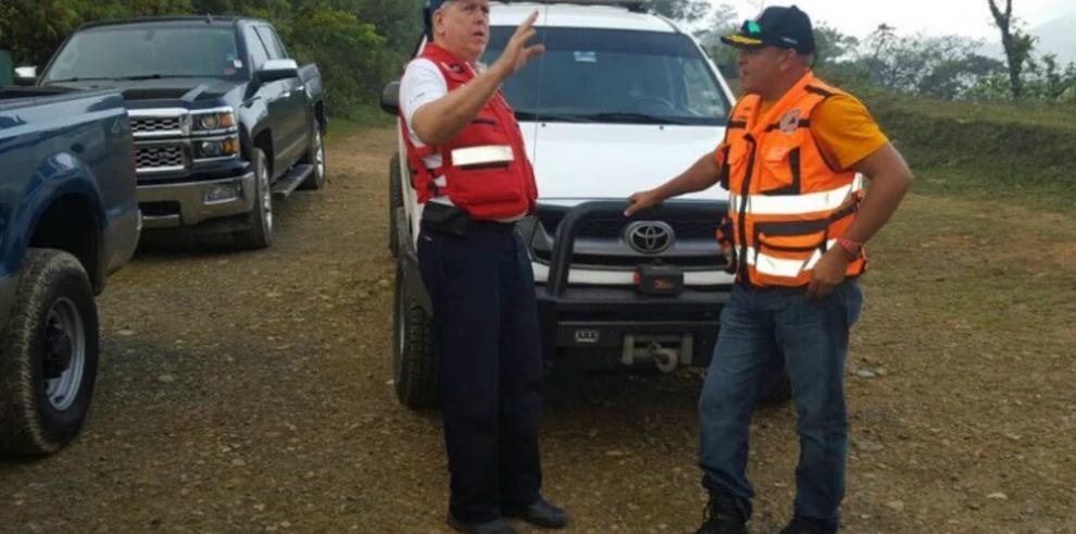 Buscan a dos personas desaparecidas en Parque Nacional Omar Torrijos