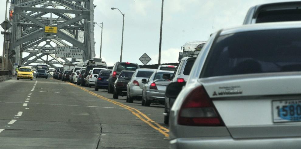 Al menos 26,526 carros han retornado a la ciudad de Panamá
