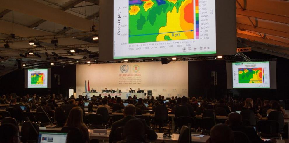 Marruecos reclama más ayuda para combatir cambio climático