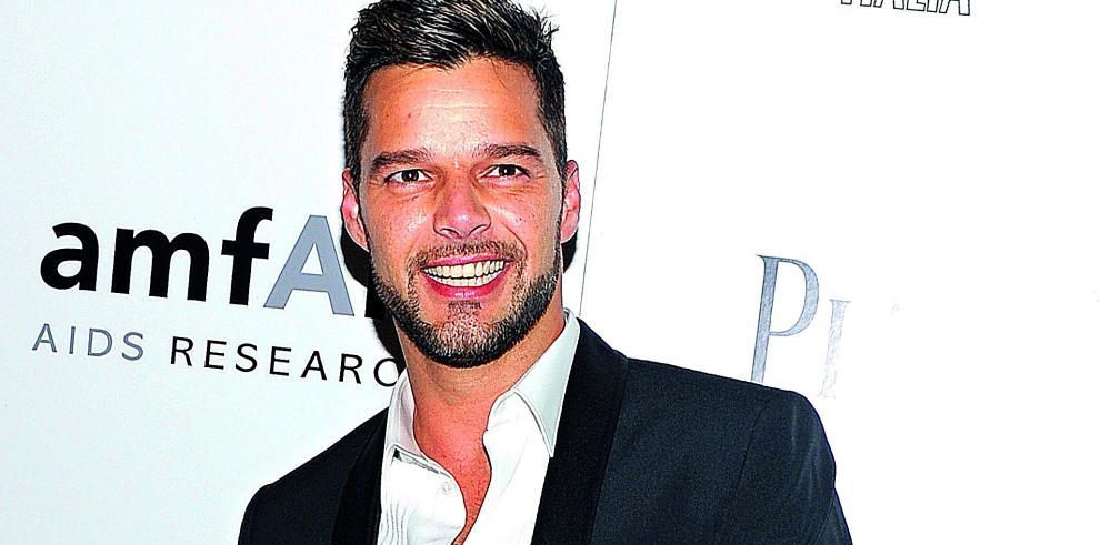Ricky Martin desvelará su estrella en el Paseo de la Fama de San Juan