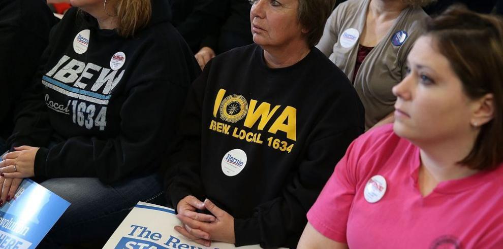 Candidatos se preparan para la cita en Iowa