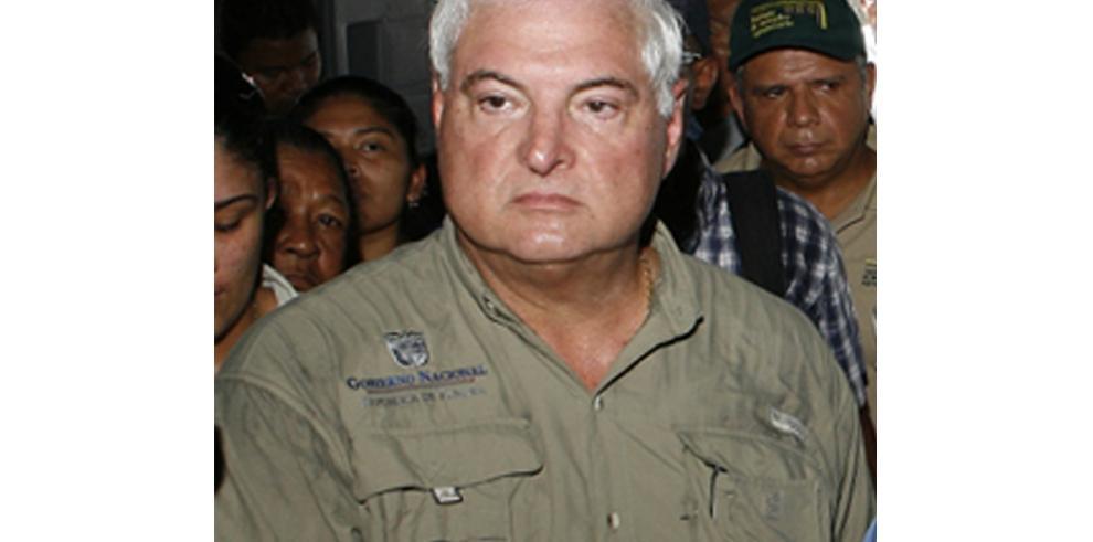 Corte realiza audiencia a Martinelli por caso de comida deshidratada