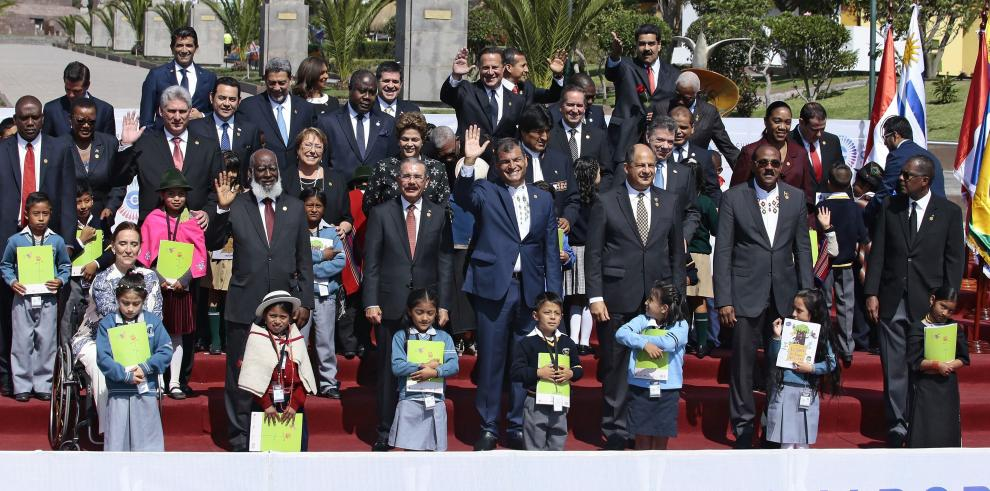 Cumbre de Celac se centra en la erradicación de la pobreza extrema