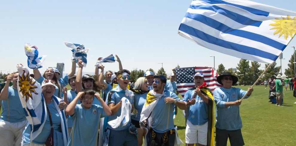 Uruguay considera que confusión de himno fue error