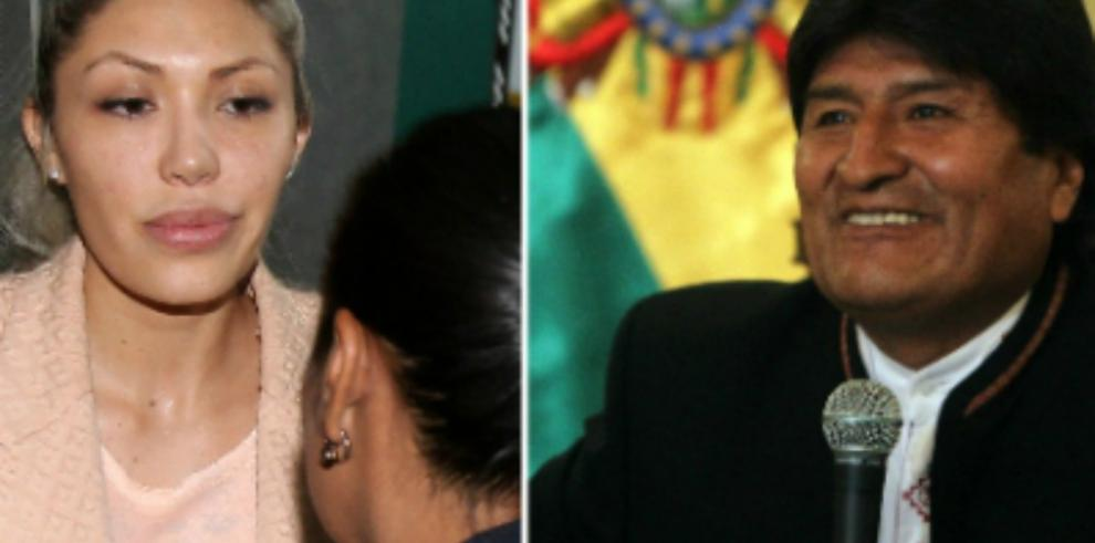 Abogado de expareja de Evo Morales dice que ella mintió