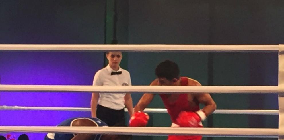 Muñoz avanza en el Pre Olímpico