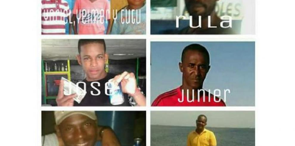 Han pasado 30 días y nada se sabe de los 8 desaparecidos de Darién