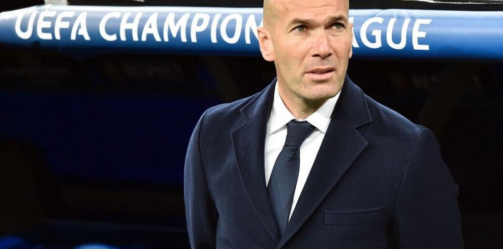 Zidane se enfada con el técnico de Brasil