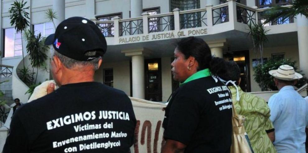 Diez años después, se hará justicia a las víctimas del dietilenglicol