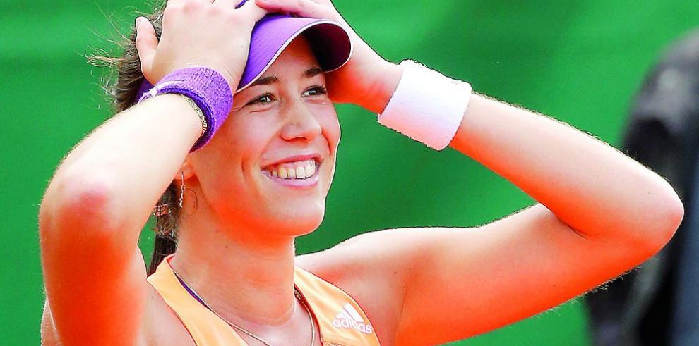 Muguruza: ¿será la que reemplace a Sharapova?