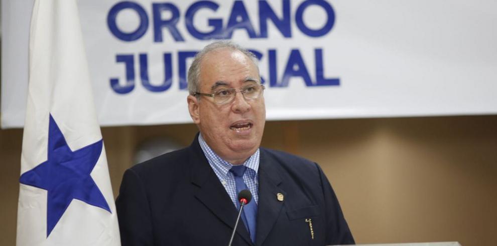 Frente Anticorrupción reclama investigar a magistrados de la Corte