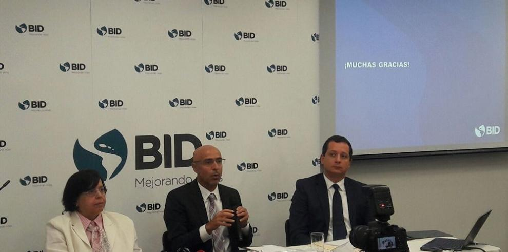 BID invertirá $2 mil millones en Panamá