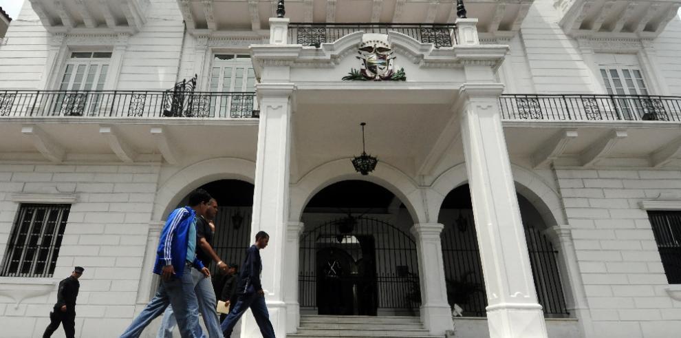 Emiten procedimiento para visitas al Palacio Presidencial de Panamá