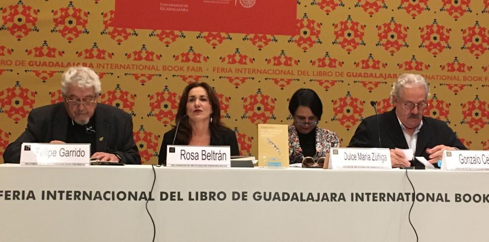 Celebrando la lengua española en la FIL