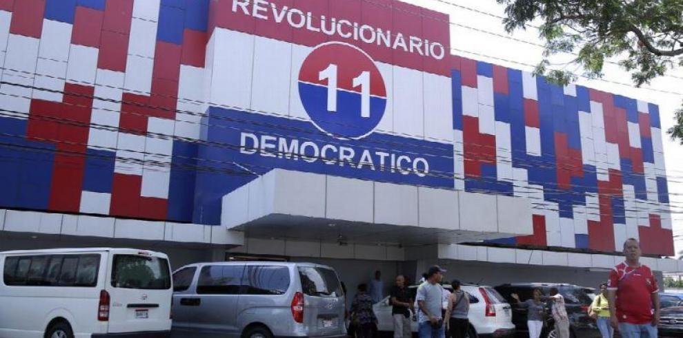 Nueva dirigencia del PRD tomará posesión mañana