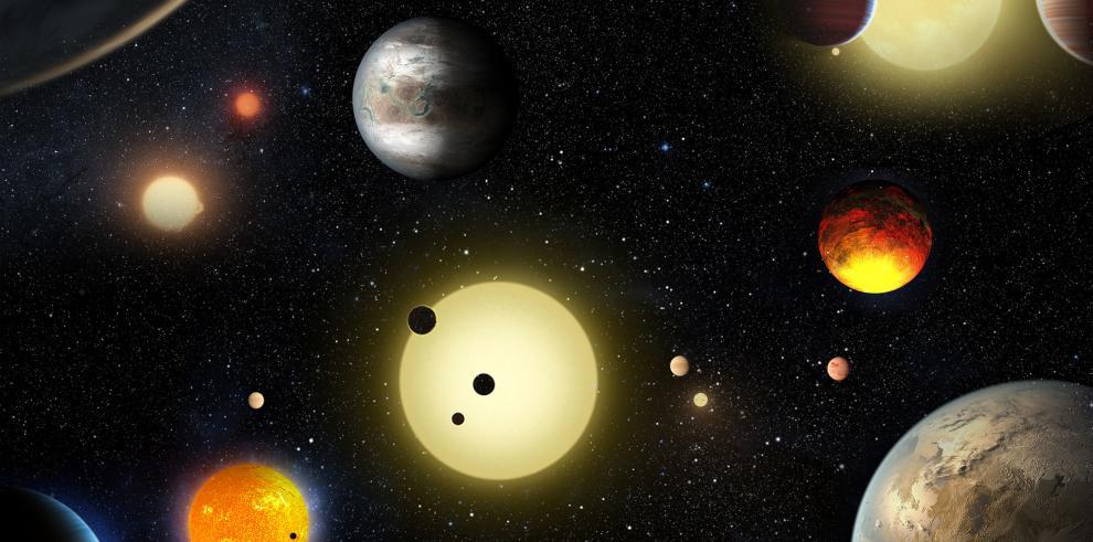La NASA anuncia hallazgo de 1.284 nuevos planetas con novedosa técnica