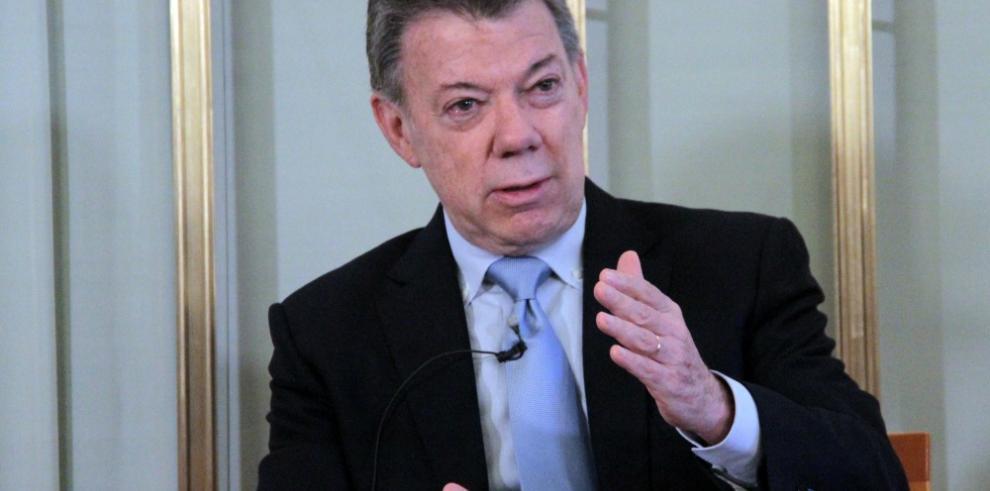 Santos dice que con paz Colombia contribuirá a seguridad alimentaria