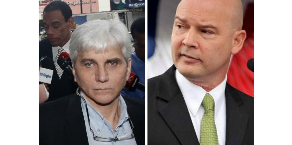 Fiscalía llama a juicio a Gustavo Pérez y Giacomo Tamburelli