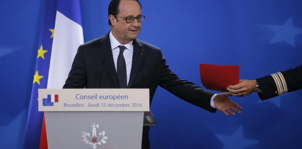 Francia cree que Rusia no se atreverá a vetar resolución humanitaria