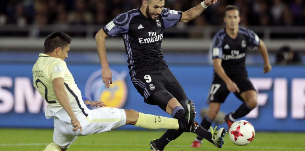 El Real Madrid jugará la final de Mundialito tras ganar al América
