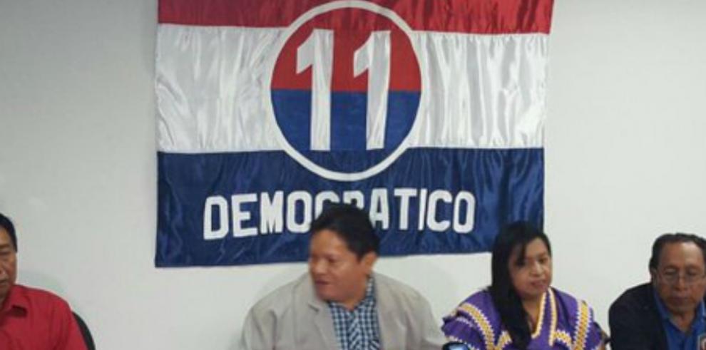 Frente Indígena del PRD exige destitución del ministro Henríquez