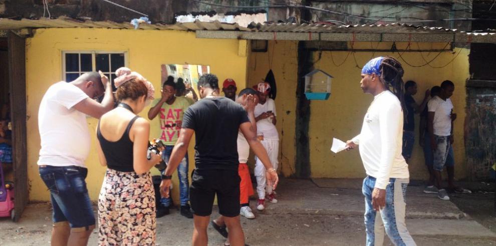 'La Sala de los Ninis', corto panameño en zona roja