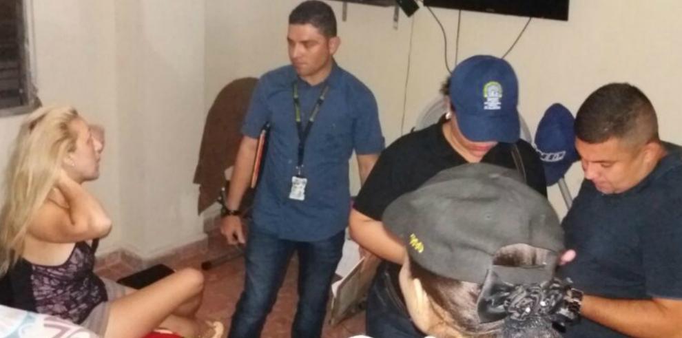 Fiscalía realiza operativo contra la trata de personas en Carrasquilla