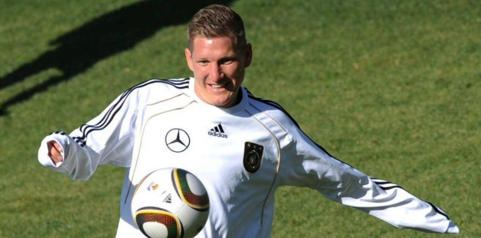 Schweinsteiger dice adiós a la selección alemana