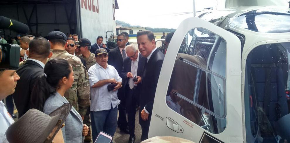 Primer helicóptero ambulancia se incorpora al SENAN