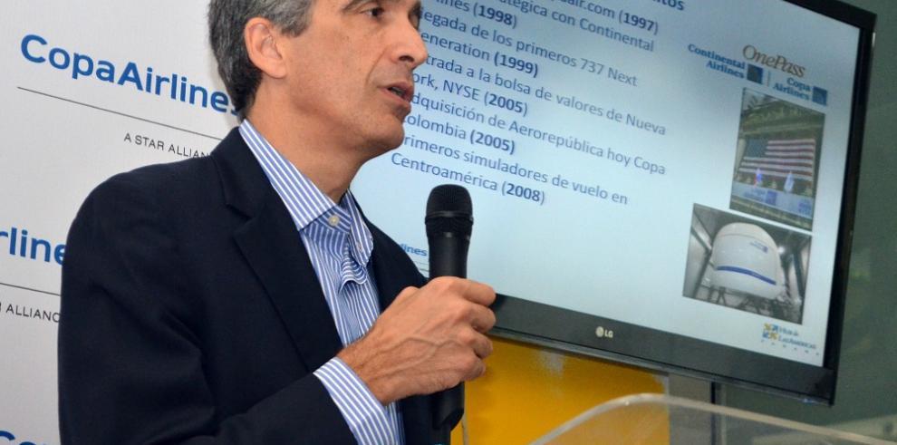 Ejecutivo de Copa presidirá directiva de ejecutivos de Star Alliance