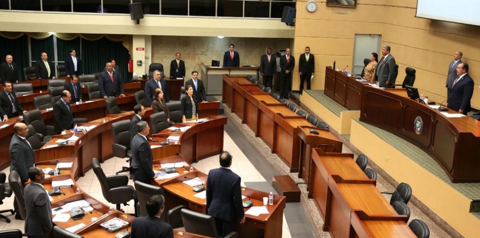 Bancada Panameñista pedirá bajar proyecto de ley 61 a primer debate
