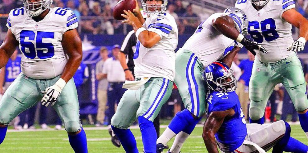 Los Cowboys desbancan al Real Madrid