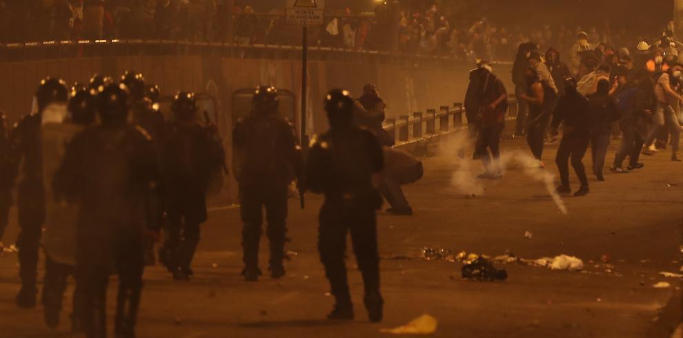 El Gobierno español, muy preocupado por las protestas en Ecuador