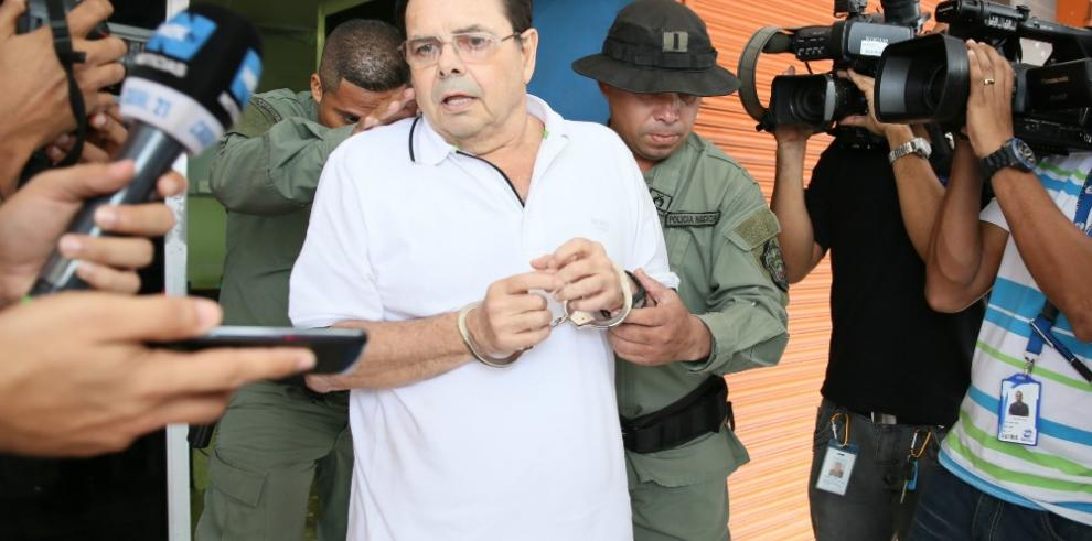 Corte Suprema de Justicia admite amparo de garantías a favor de Cucalón