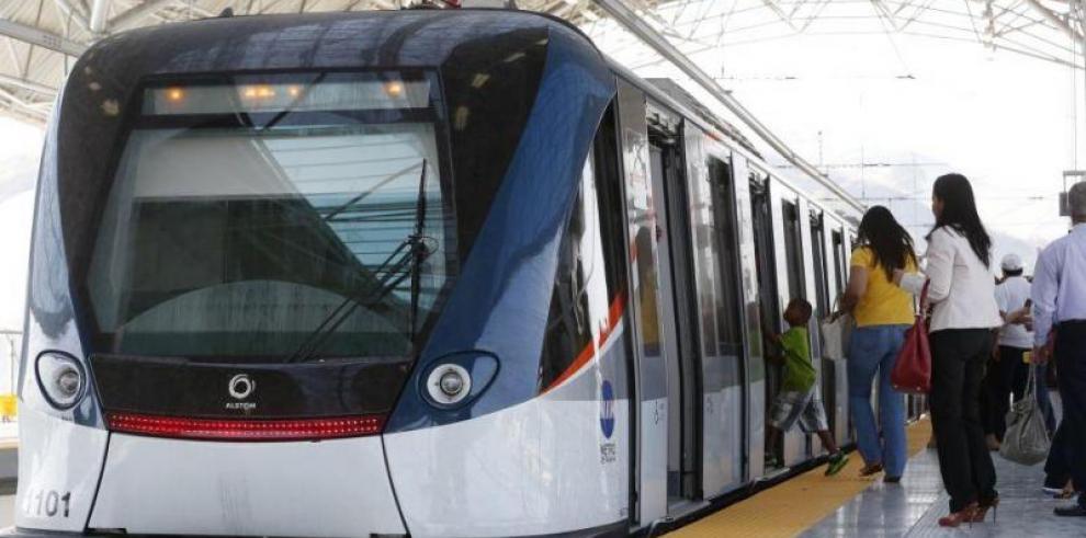 Línea 1 del Metro ofrece servicio parcial hasta San Miguelito
