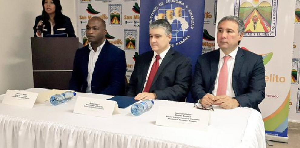MEF inicia capacitación sobre descentralización en San Miguelito
