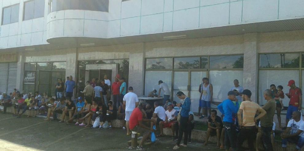 Se descarta que otros cubanos en albergues de Chiriquí tengan AH1N1